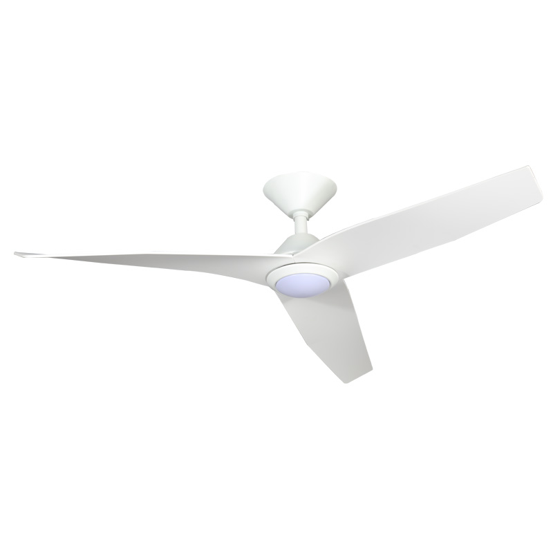 Infinity Low Profile DC Ceiling Fan With LED Light Remote