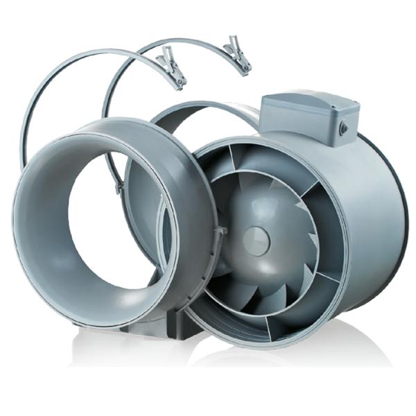 Inline Fan Installation : Tt mixflow inline fan mm fanco