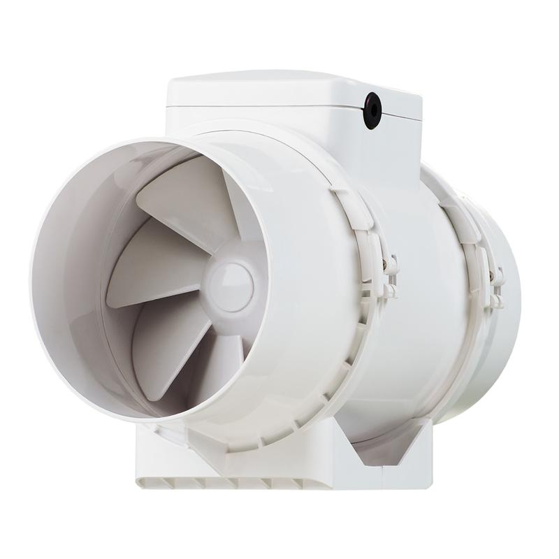 Tt Mixflow Inline Fan 150mm Fanco