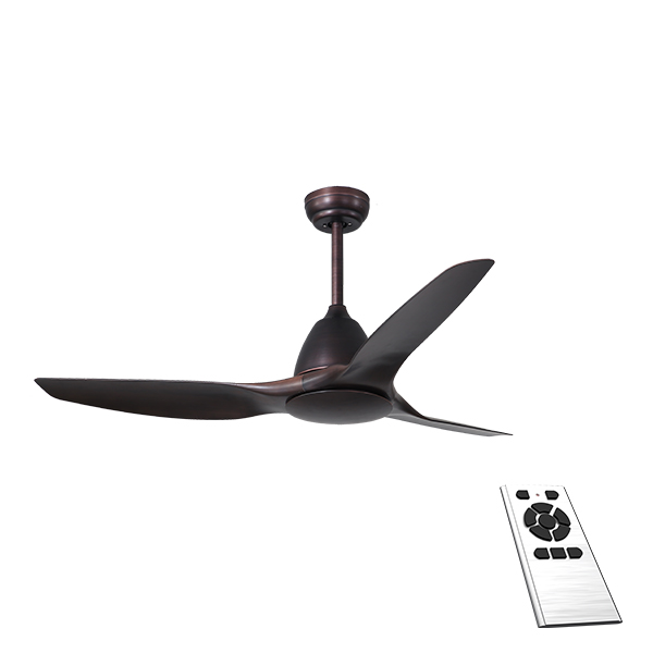 oil rubbed bronze horizon ceiling fan with remote